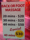 Best Value Massage in Atlantic City? - 40 Minutes for $30