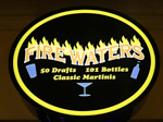 Fire Waters Bar - Possibly the Best Selection of Beer in AC?